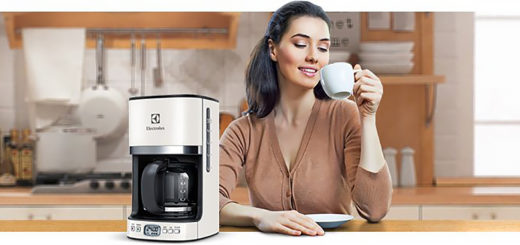 Кофеварки в М.Видео