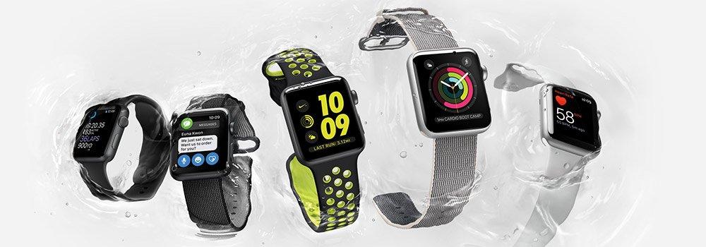 Apple Watch в М.Видео