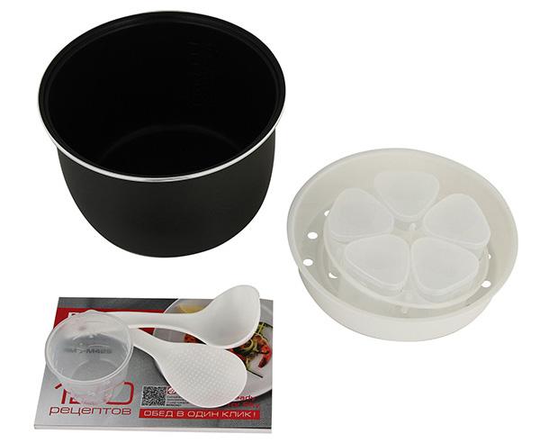 Объем и покрытие чаши