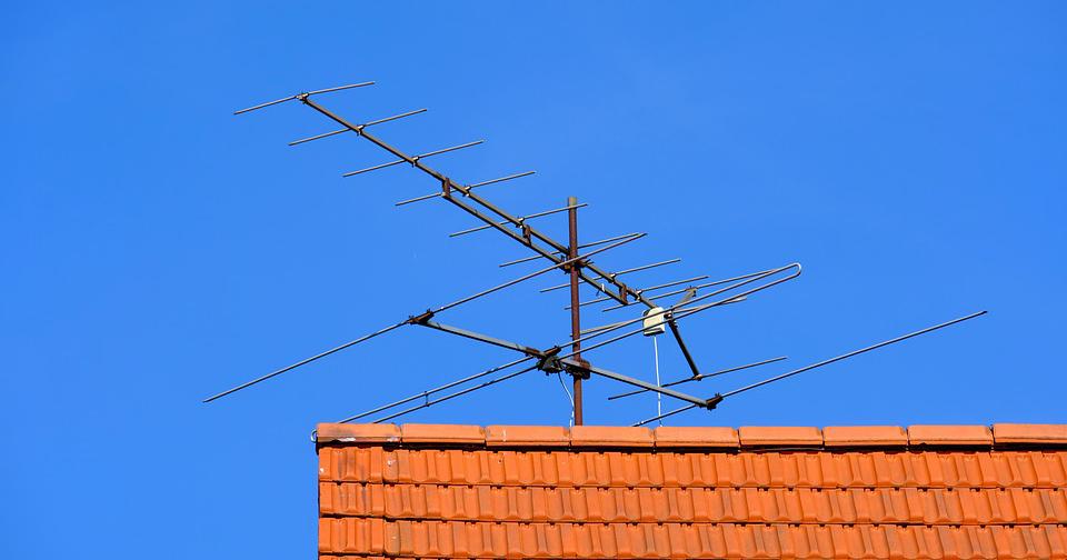 Виды антенн