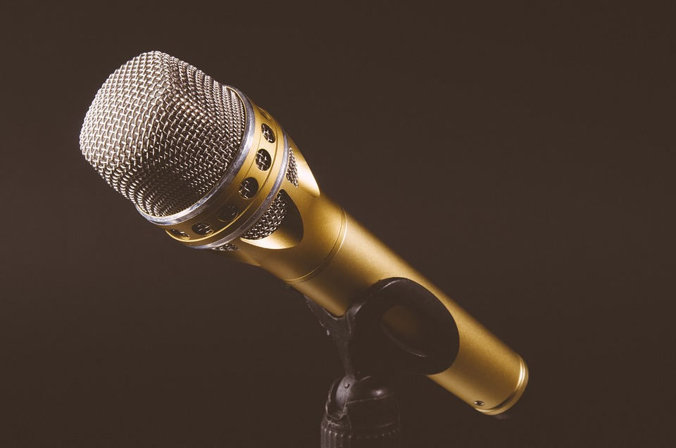 Микрофоны в М.Видео