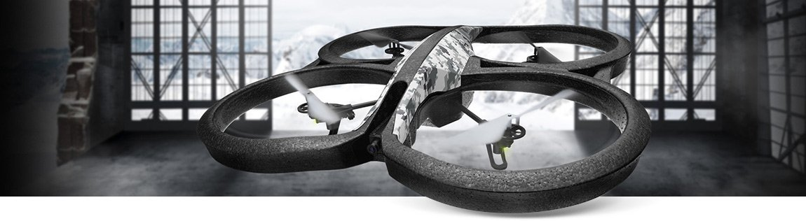 Квадрокоптеры в М.Видео