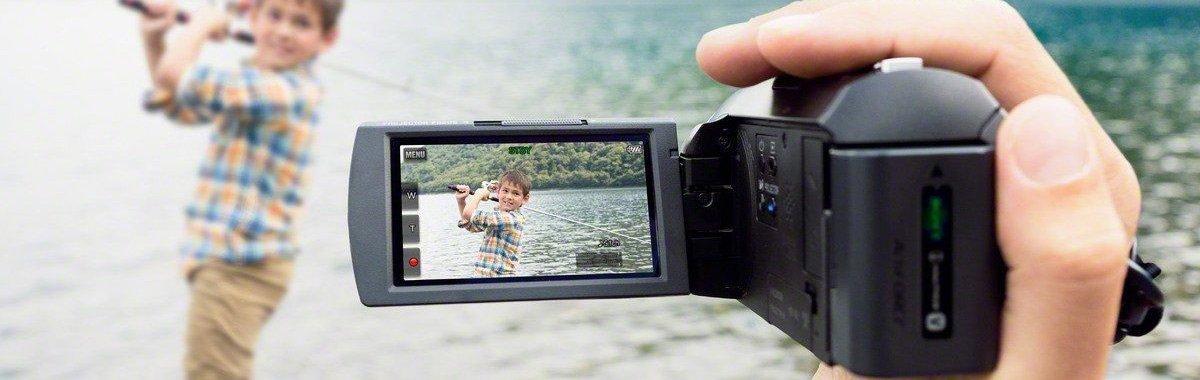 Видеокамеры в М.Видео